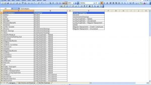 Small Business Accounting And Bookkeeping And Tax Spreadsheet For Small Business